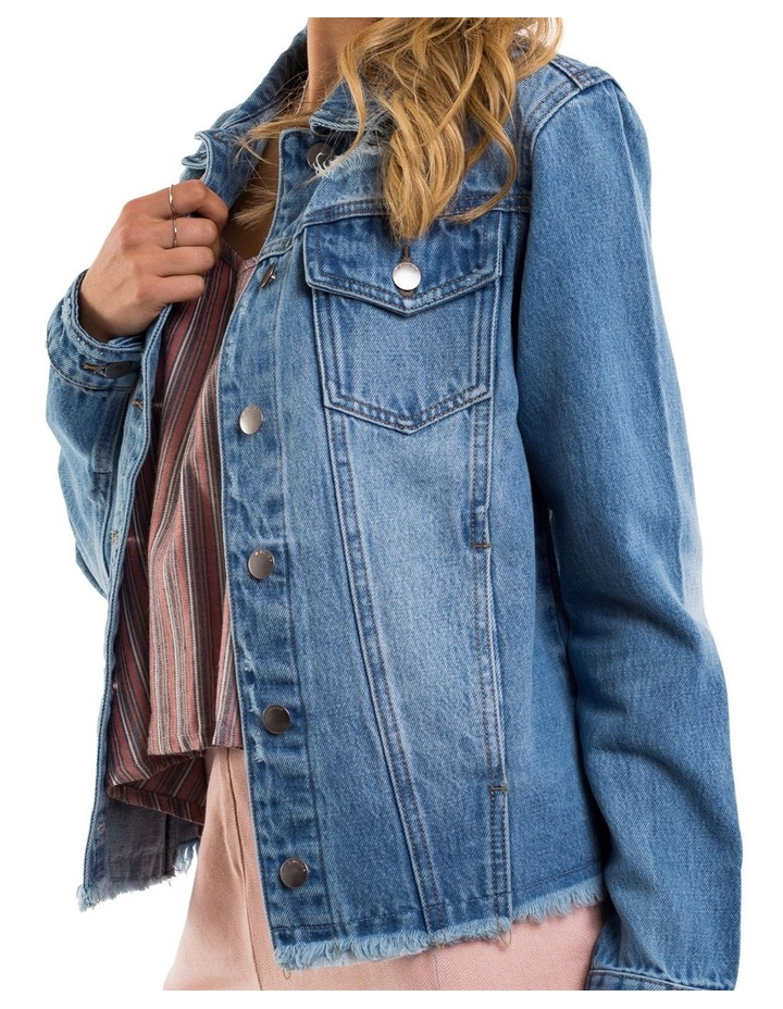 Mazie Denim Jacket image 4