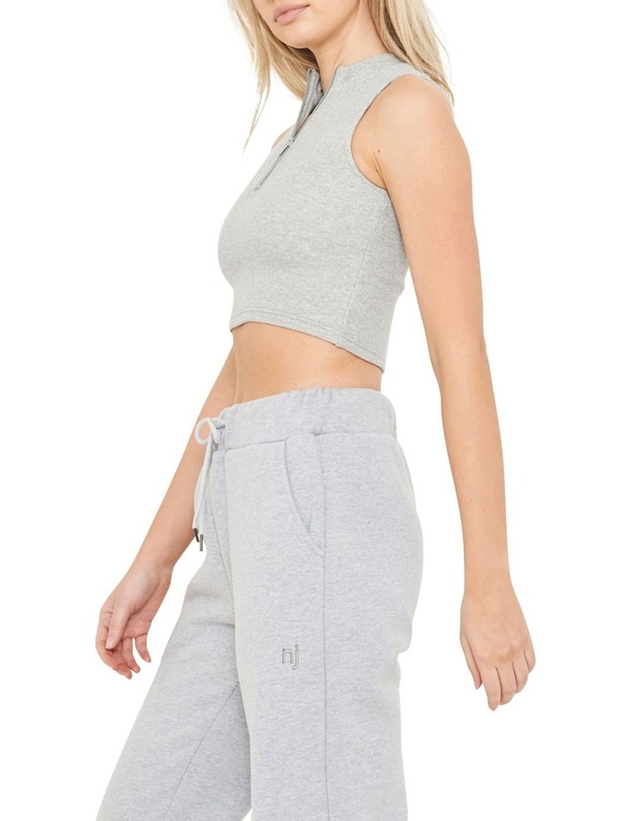 THE AUTHENTIC CROP RIB TOP image 3