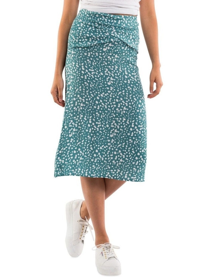 Mini Bloom Twist Skirt image 1