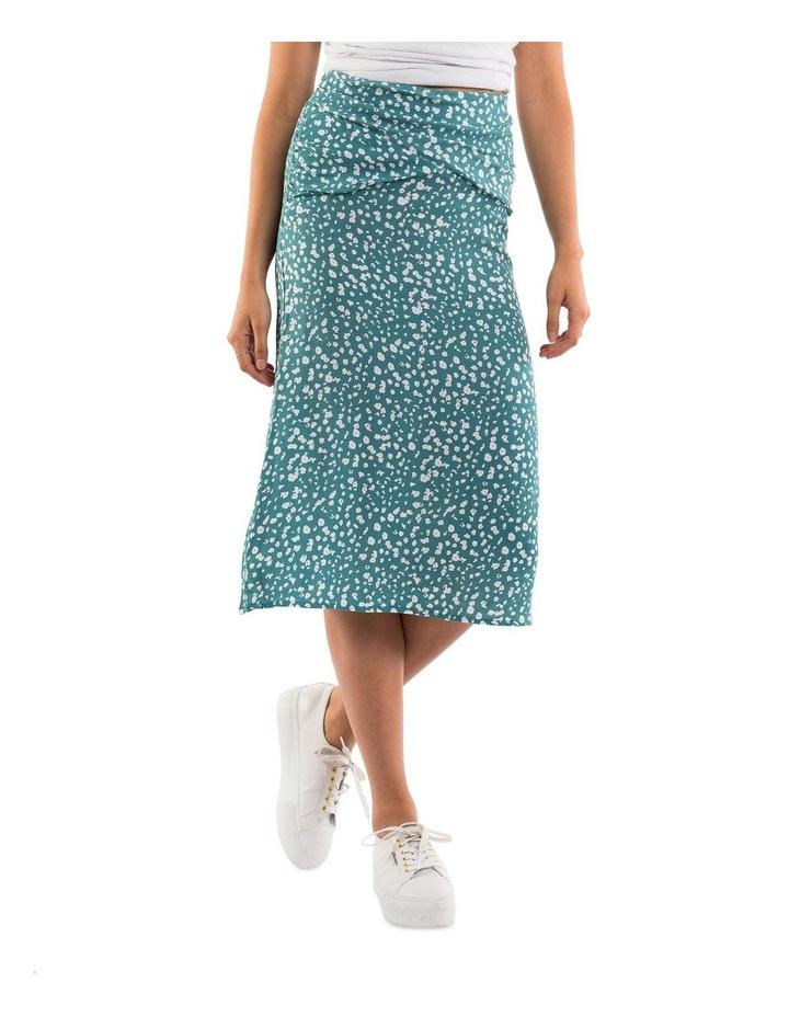 Mini Bloom Twist Skirt image 2