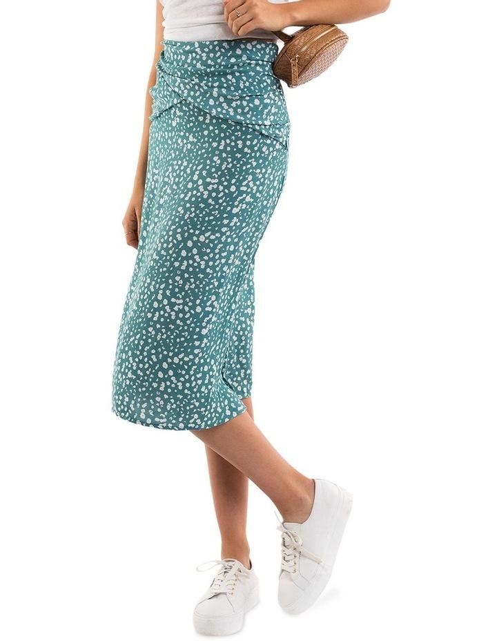 Mini Bloom Twist Skirt image 3