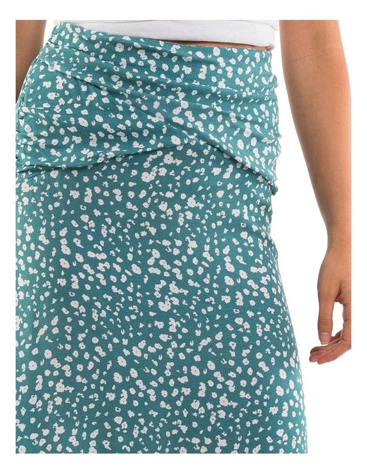 Mini Bloom Twist Skirt image 4