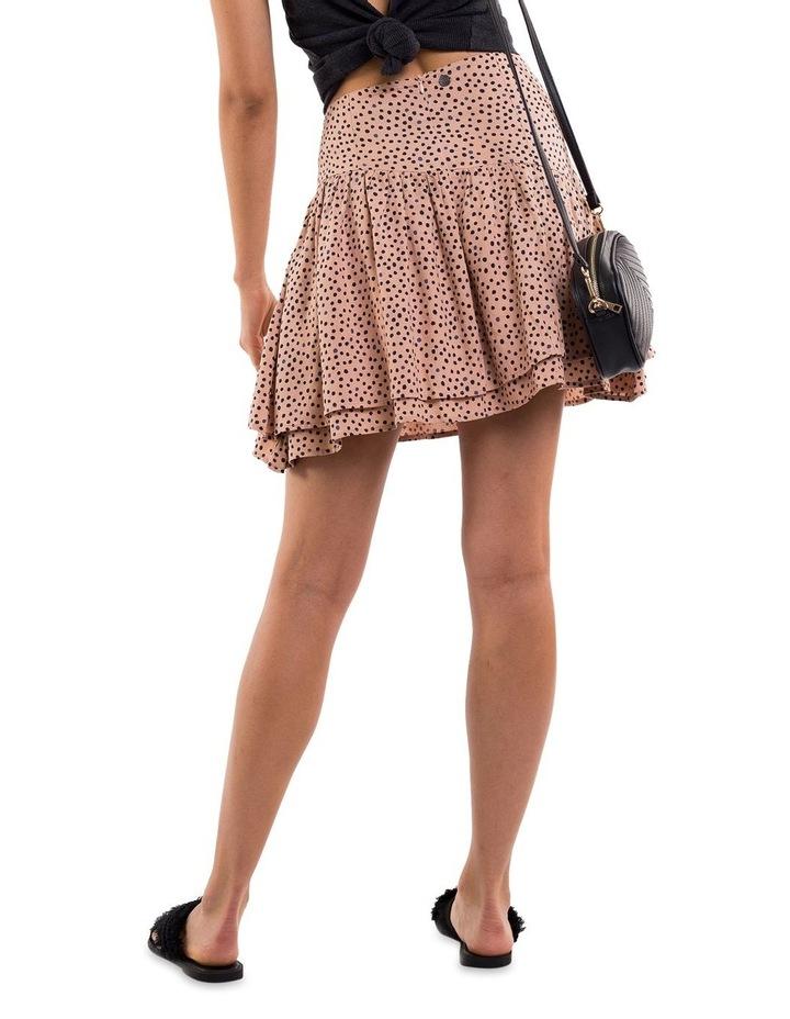 Painted Dot Mini Skirt image 2
