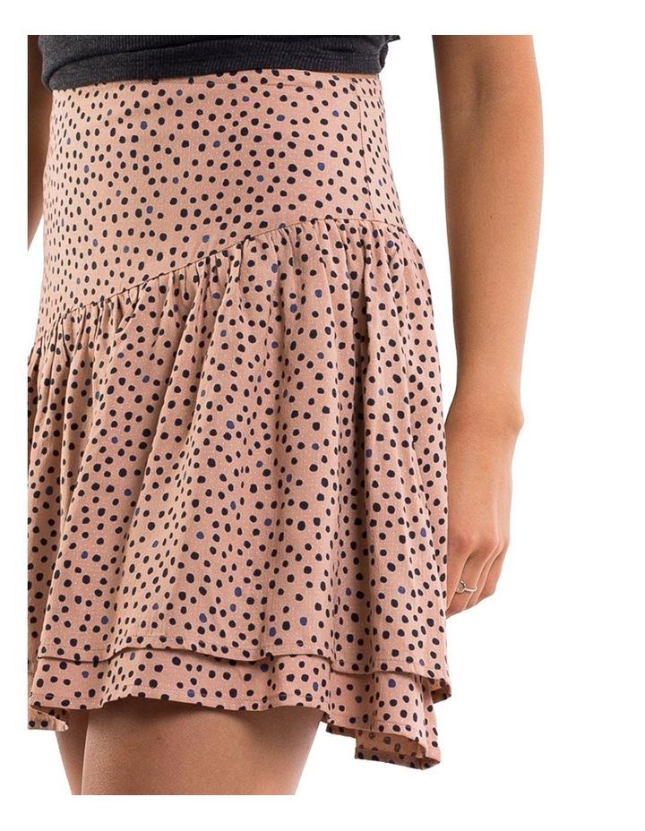 Painted Dot Mini Skirt image 4