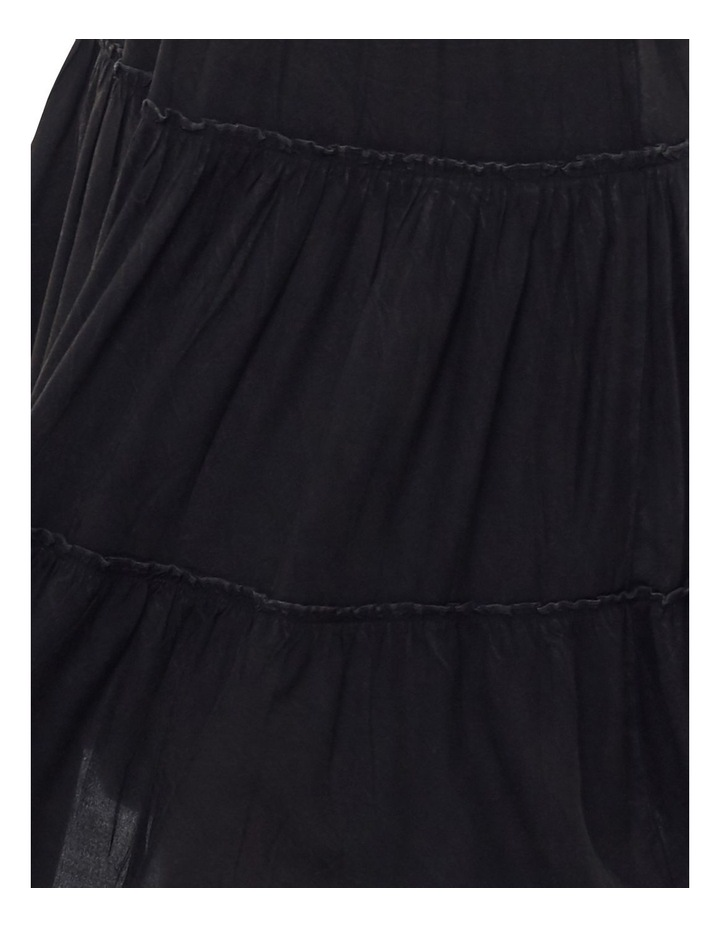 Claudia Midi Tiered Skirt image 4