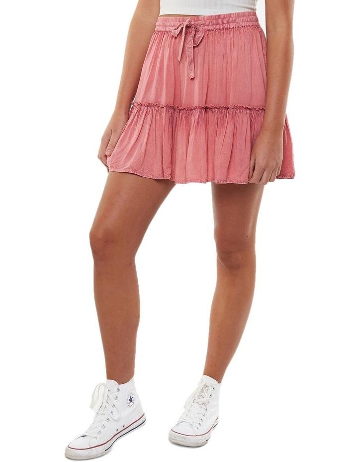 Supple Washed Skirt image 3