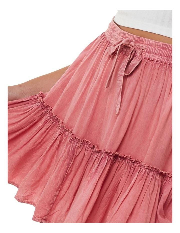 Supple Washed Skirt image 4