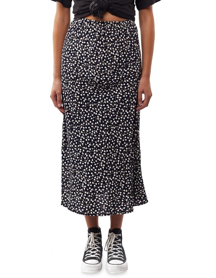 Autumn Ditsy Midi Skirt image 1