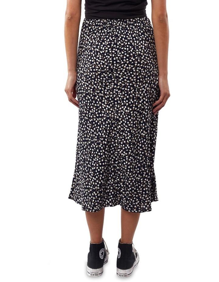 Autumn Ditsy Midi Skirt image 2