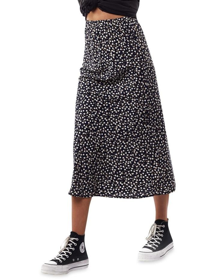 Autumn Ditsy Midi Skirt image 3