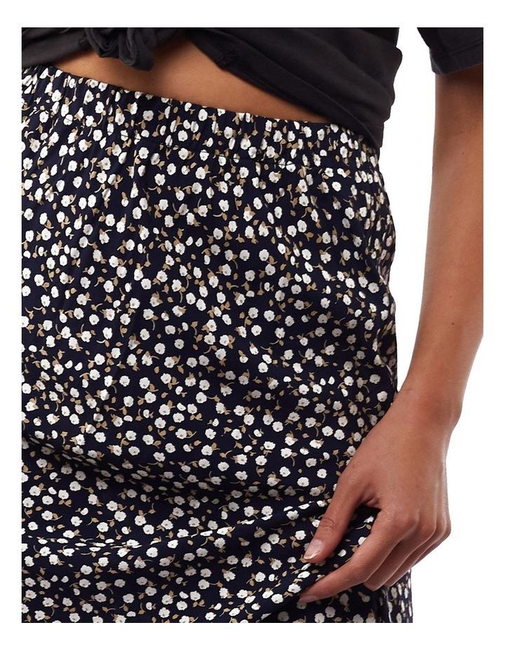 Autumn Ditsy Midi Skirt image 4