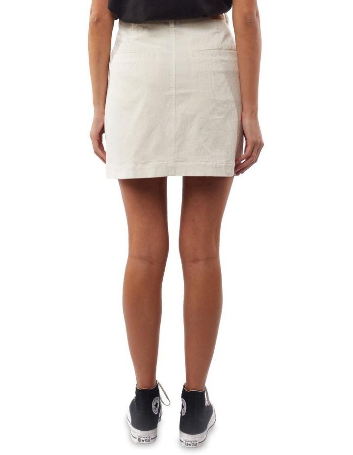 70's Cord Mini Skirt image 2