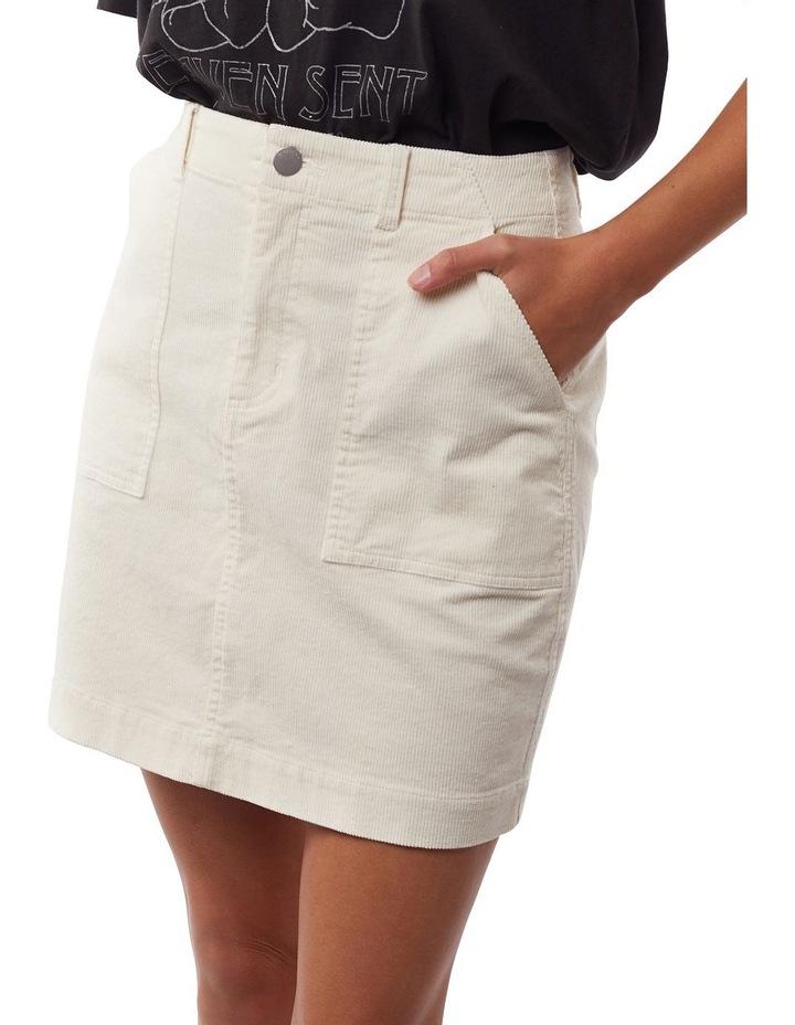 70's Cord Mini Skirt image 3
