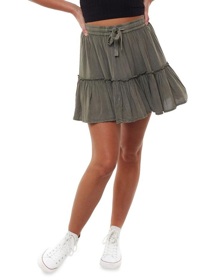 Supple Washed Skirt image 1