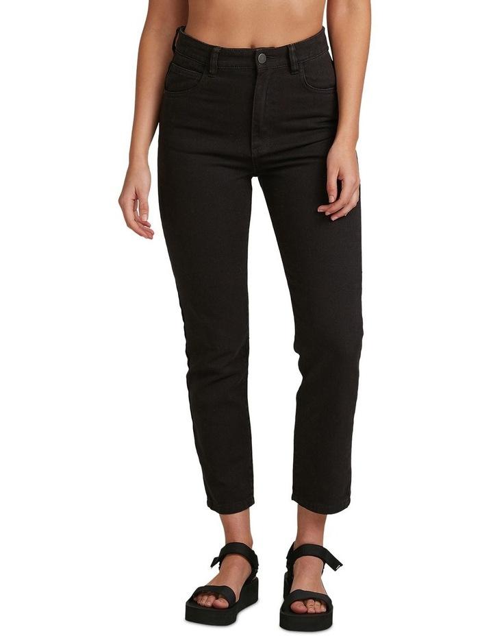 Coast To Coast Washed Black Slim Jean image 4