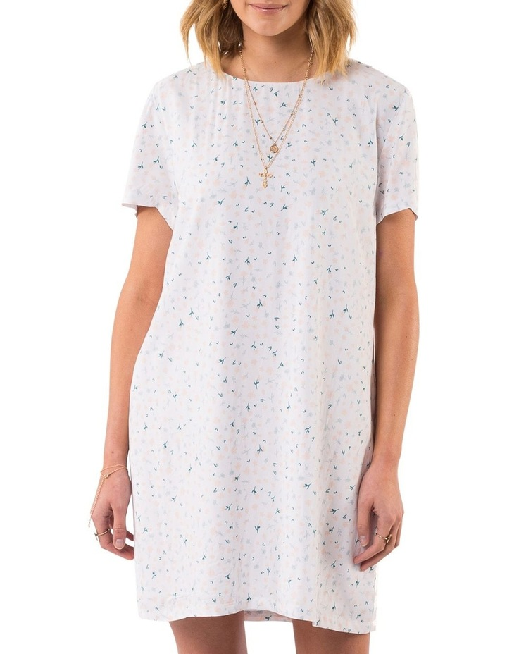 Ditsy Floral Shift Dress image 1