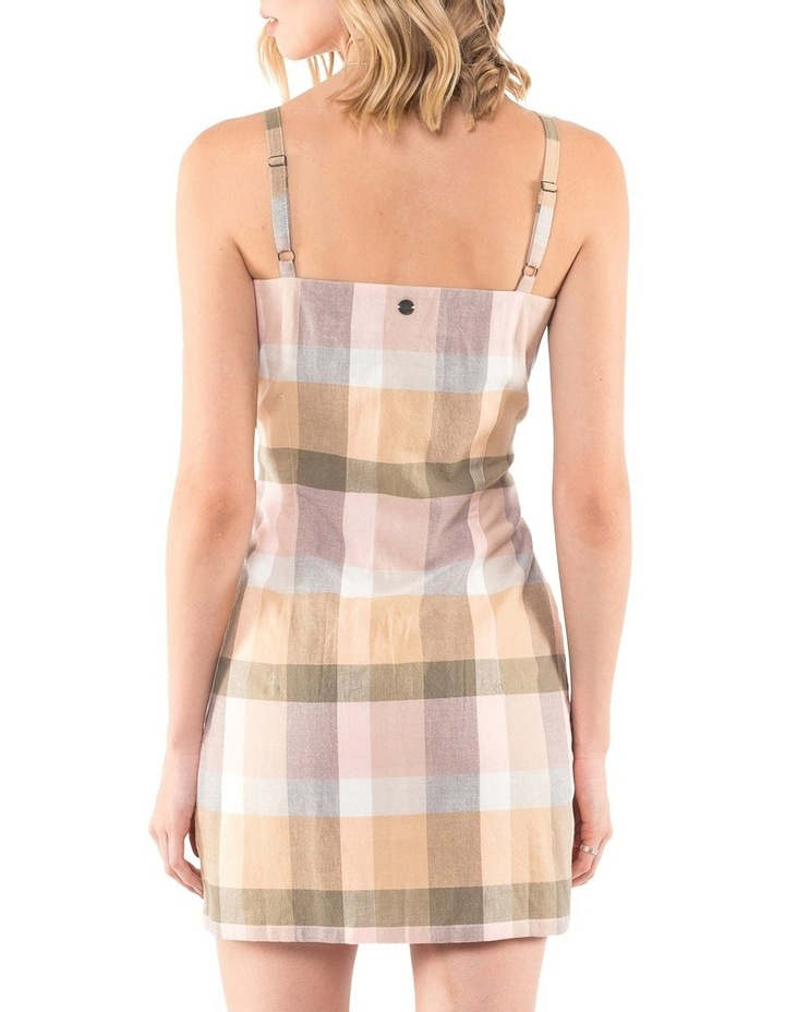 Rainbow Check Dress image 2