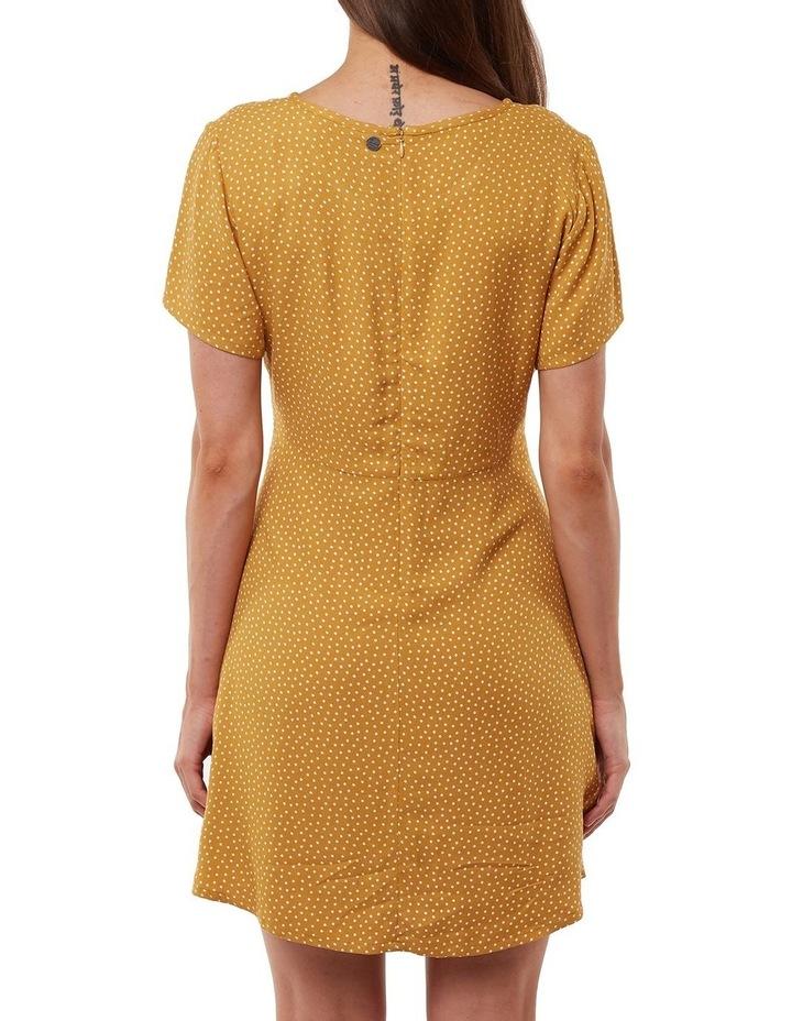 Spot me fit & flare dress image 2