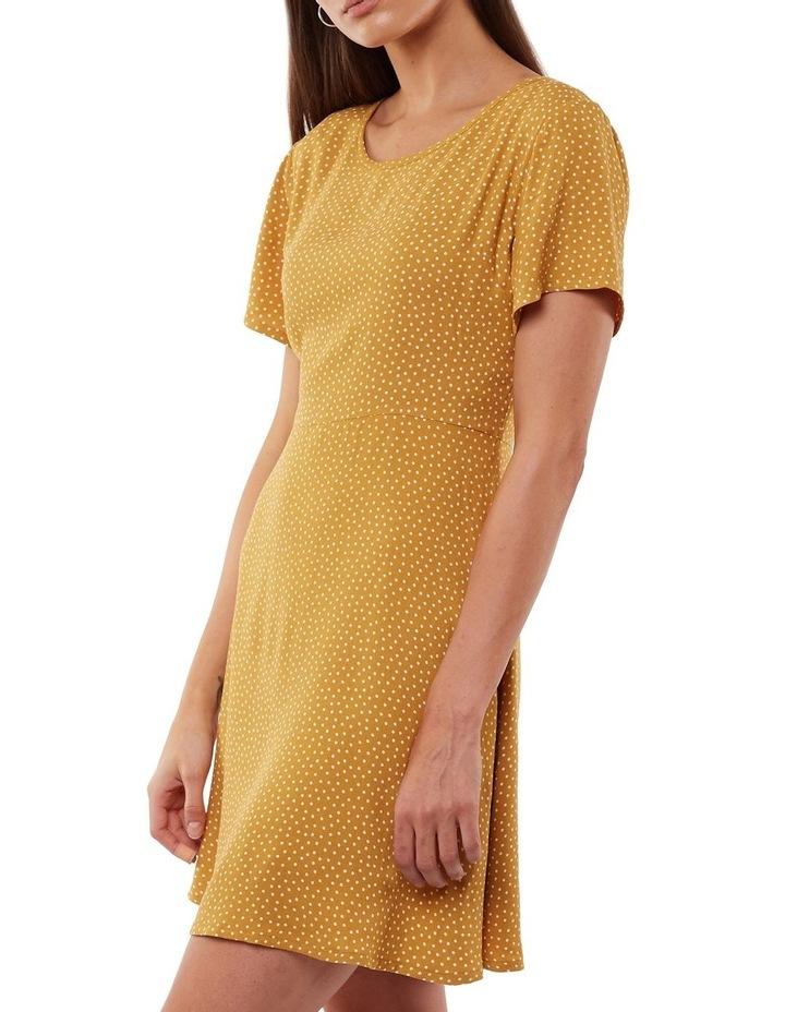 Spot Me Fit & Flare Dress image 3