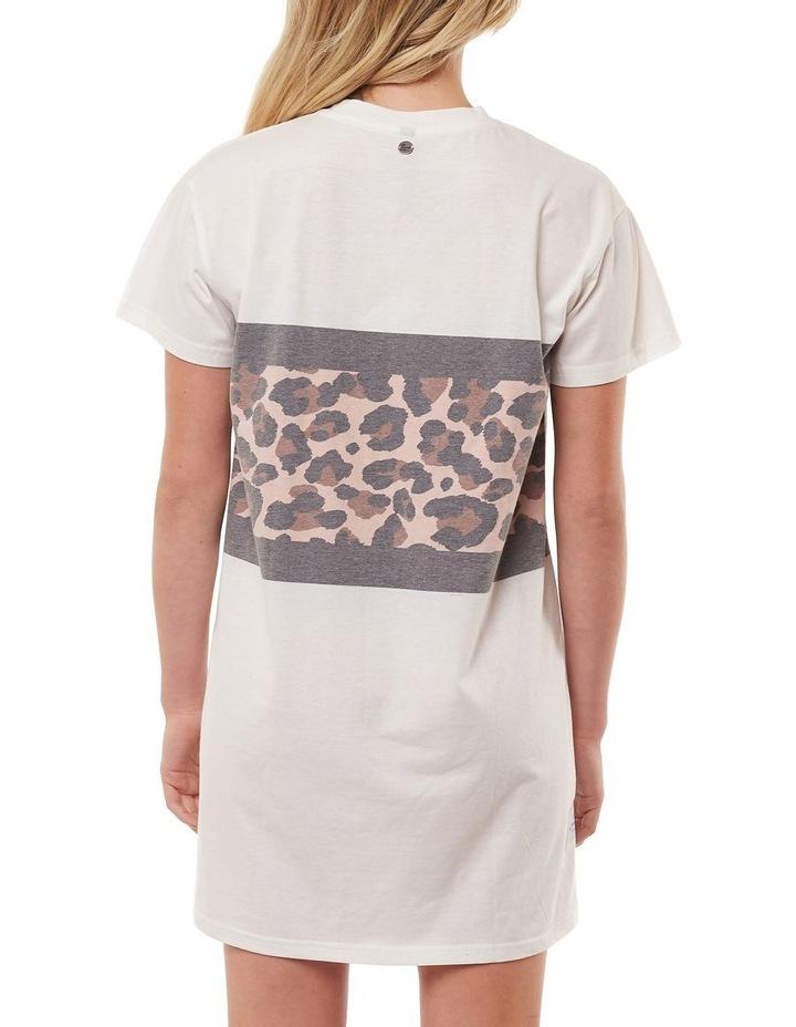 Leopard Panel Dress image 2