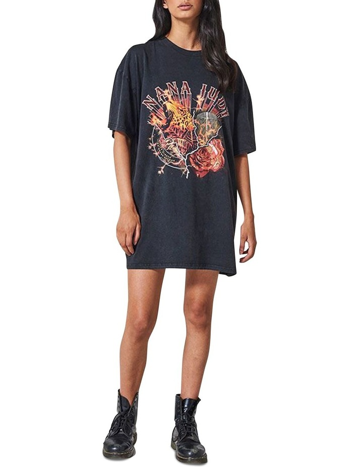 Kingdom T-dress image 4