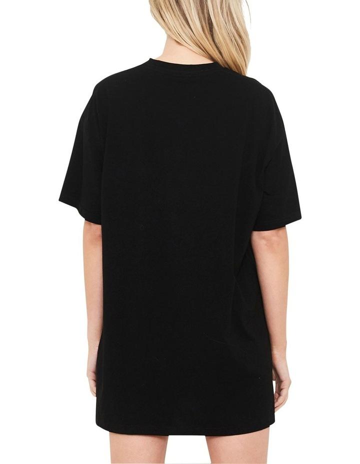 The Reign T-Shirt Dress image 3