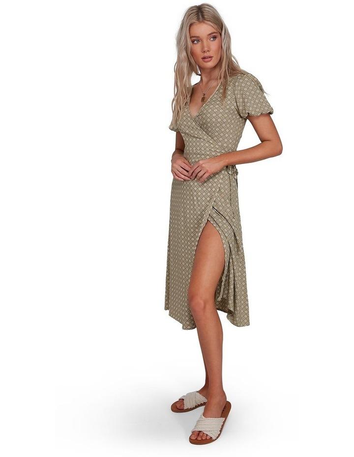 Jasmin Midi Wrap Dress image 2