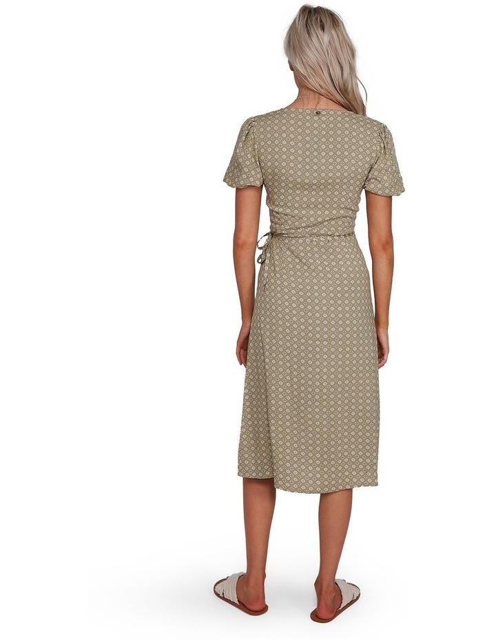 Jasmin Midi Wrap Dress image 3