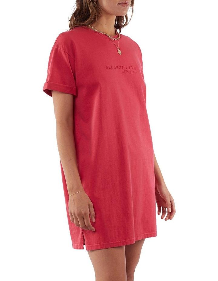 Washed Tee Dress image 3