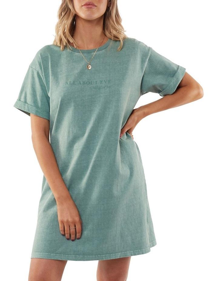Aae Washed Tee Dress image 3