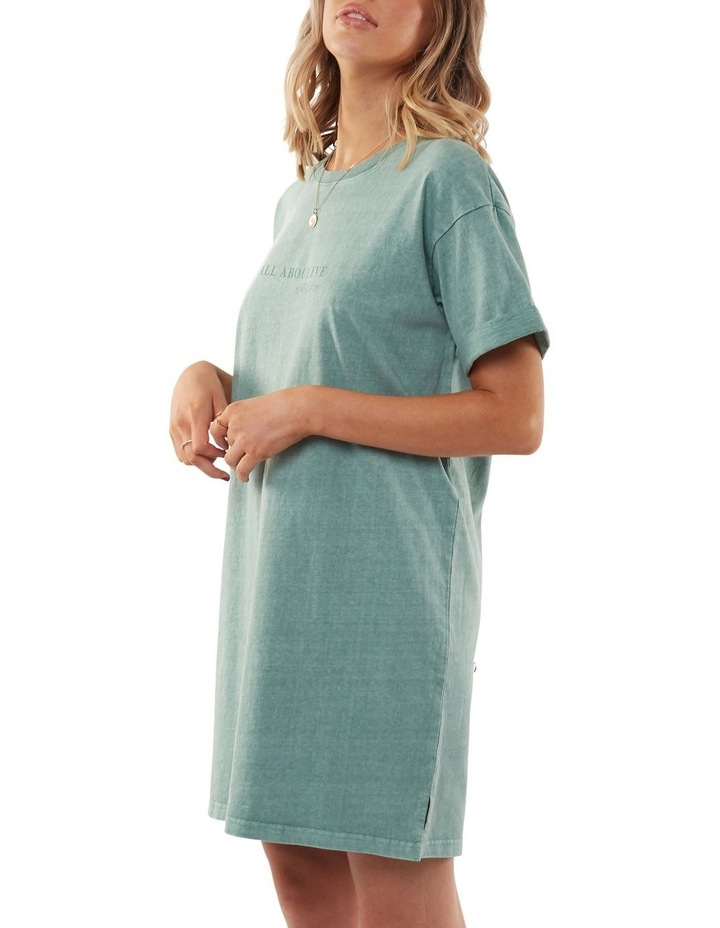 Aae Washed Tee Dress image 5