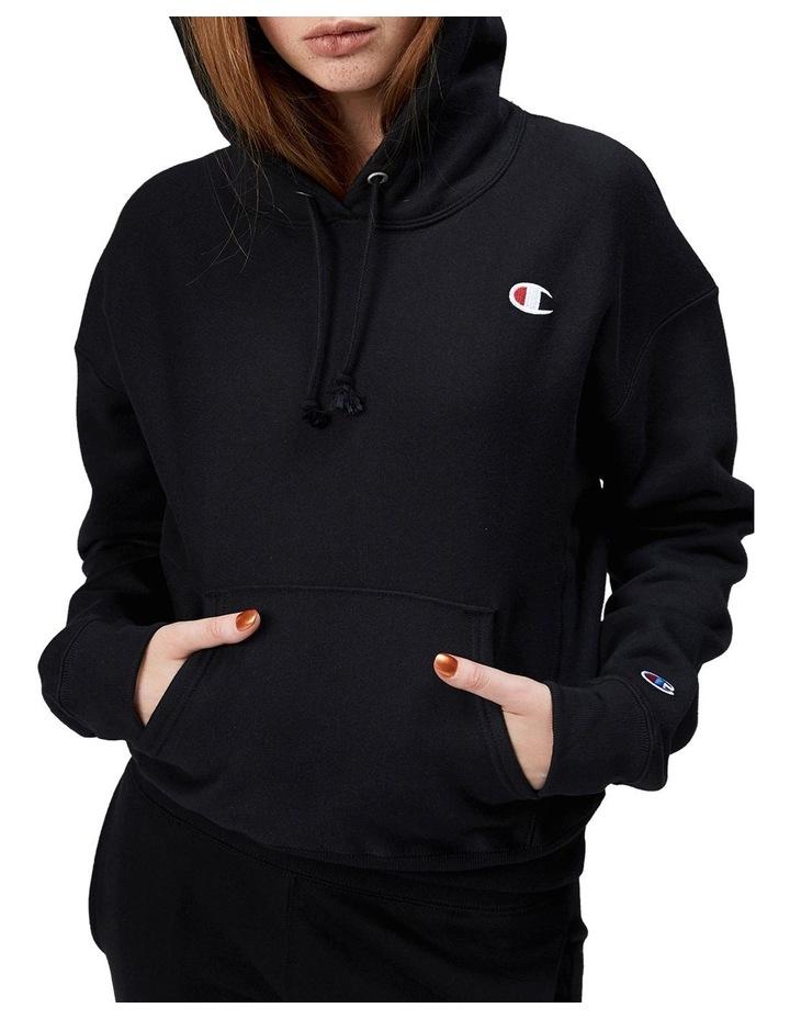 Womens Reverse Weave Hoodie image 1 3cb1c4361b