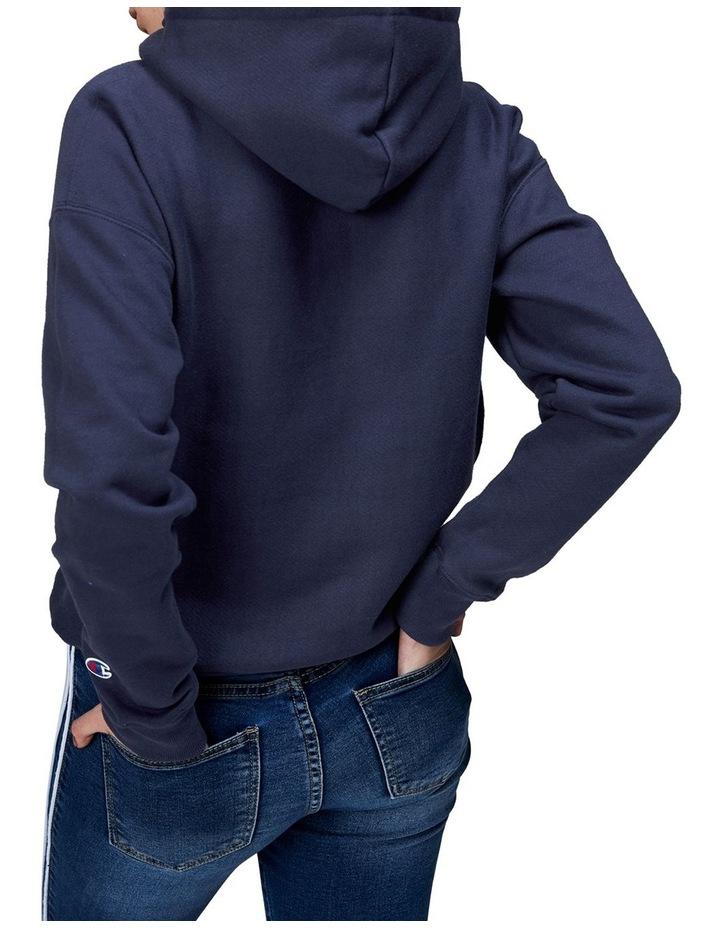 Reverse Weave Hoodie image 4