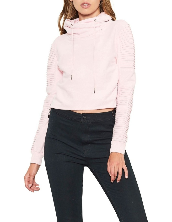 Adeline Cropped Sweater image 1