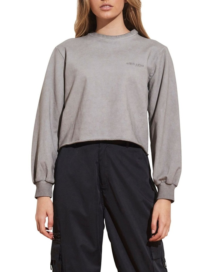 Evelyn Crop Sweater image 1