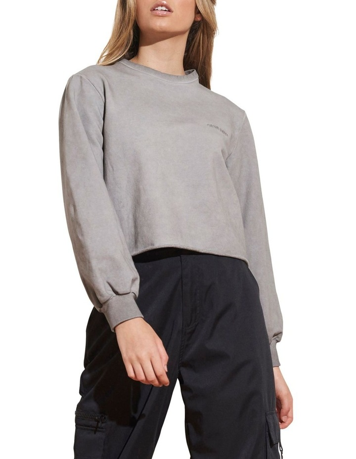 Evelyn Crop Sweater image 2