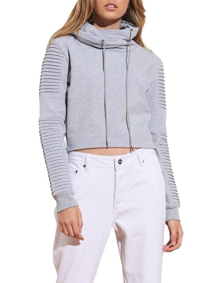 Adeline Crop Sweater image 2
