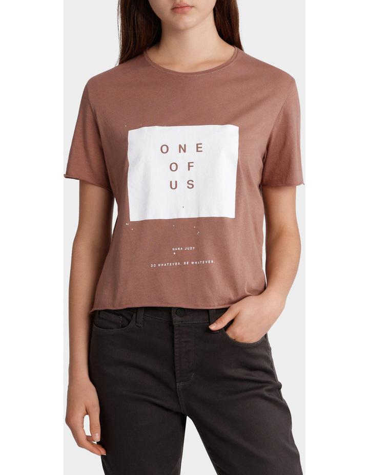 One Of Us Tshirt image 1