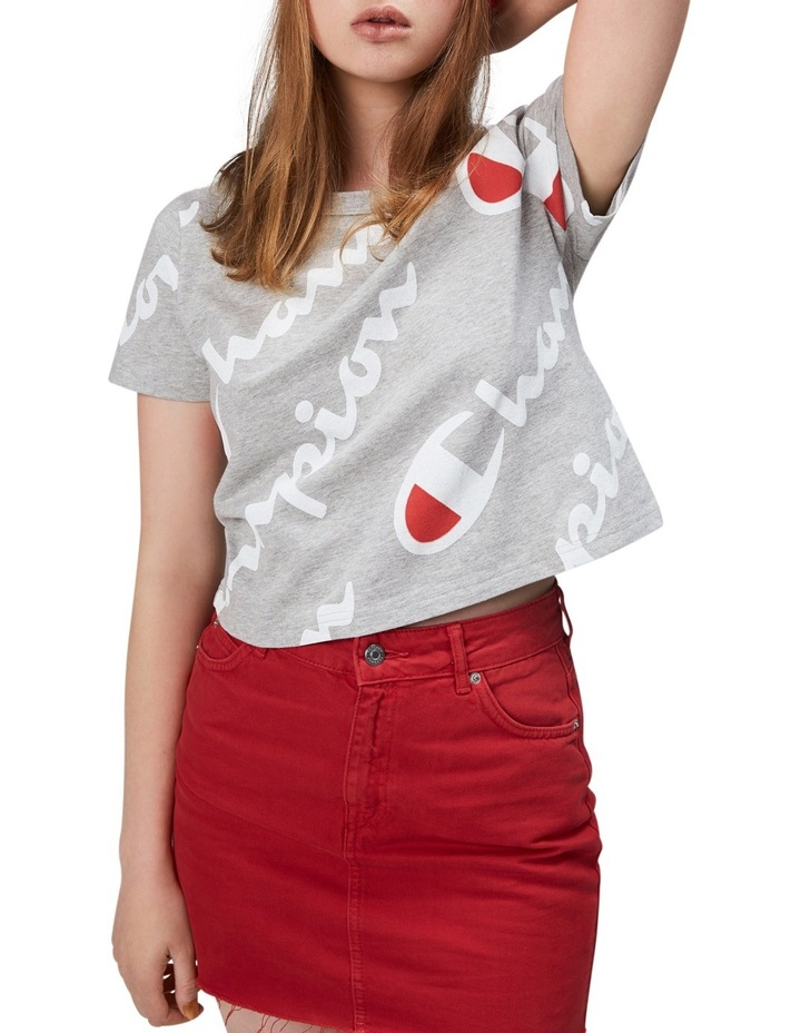 Womens Cropped Tee image 1