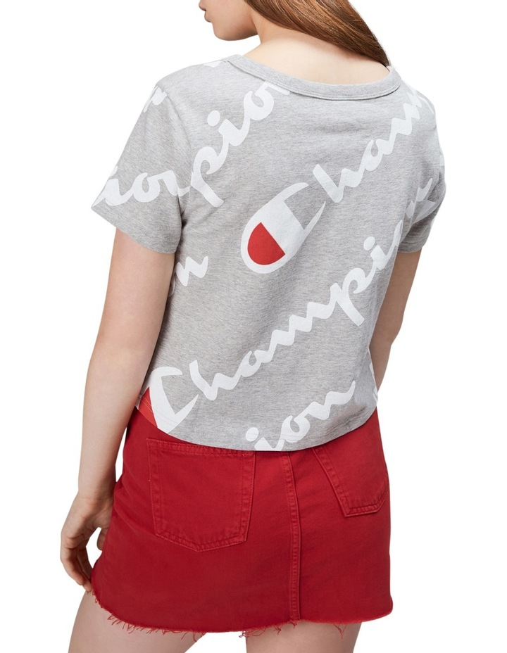 Womens Cropped Tee image 2
