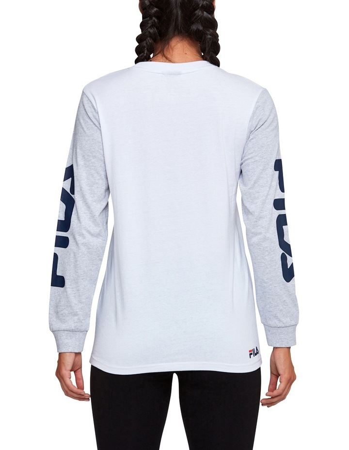 Unisex Box Long Sleeve Tee image 2