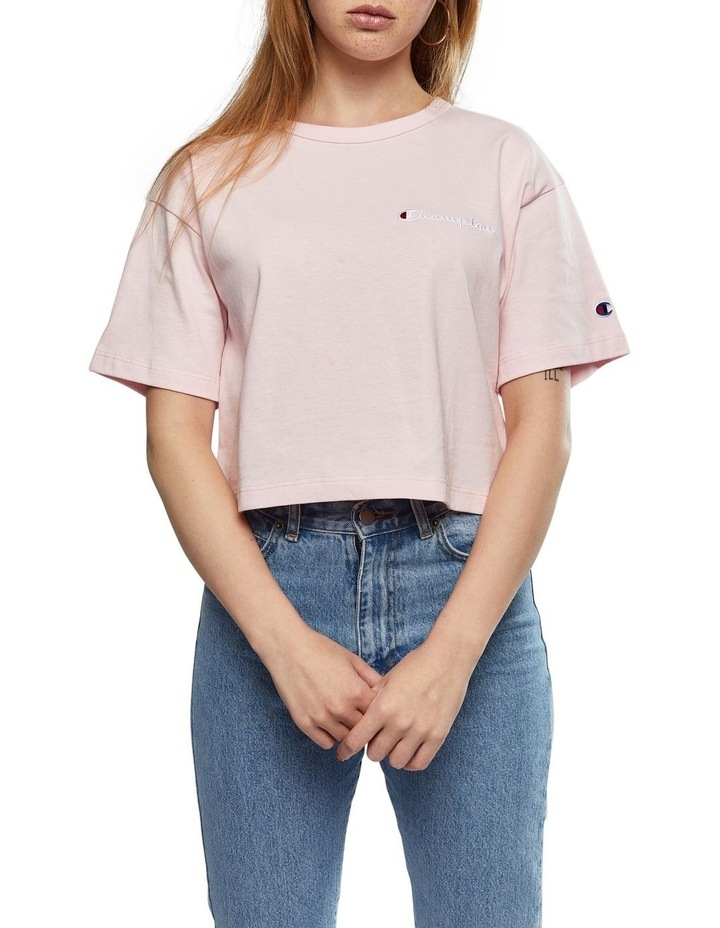 Women?S Cropped Tee by Champion