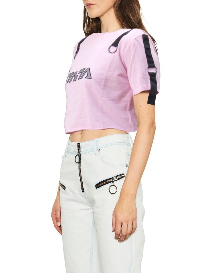 GALLERY CROP TEE image 2