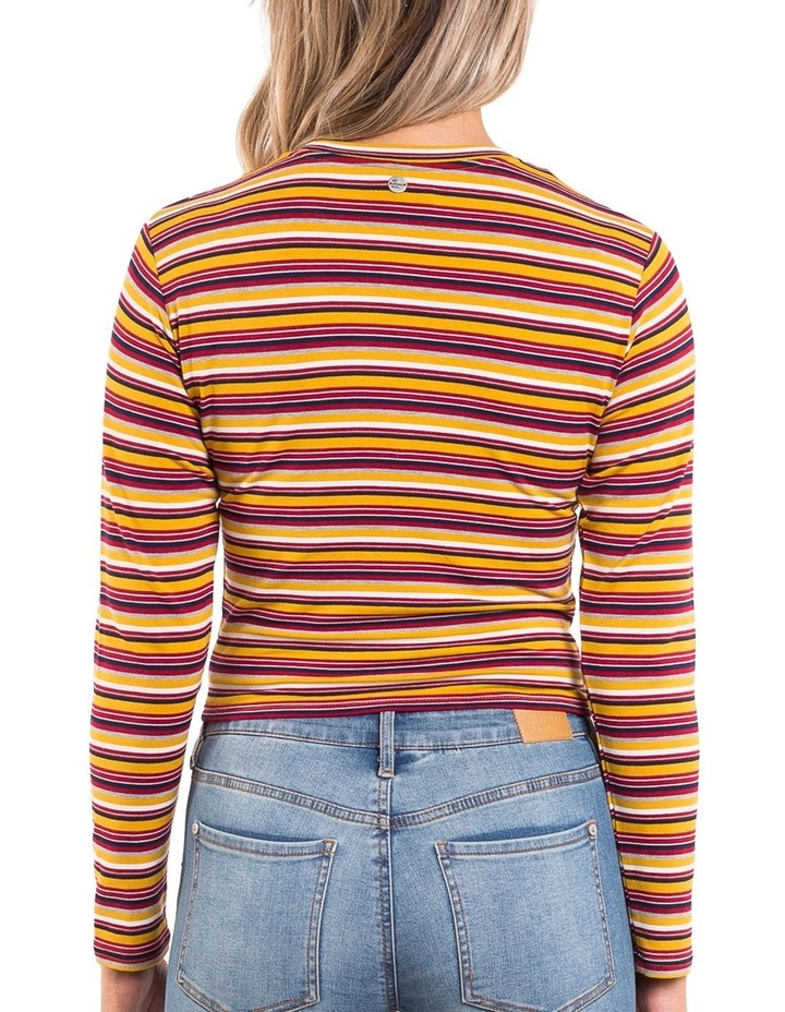 Brooklyn Long Sleeve Rib Top image 2