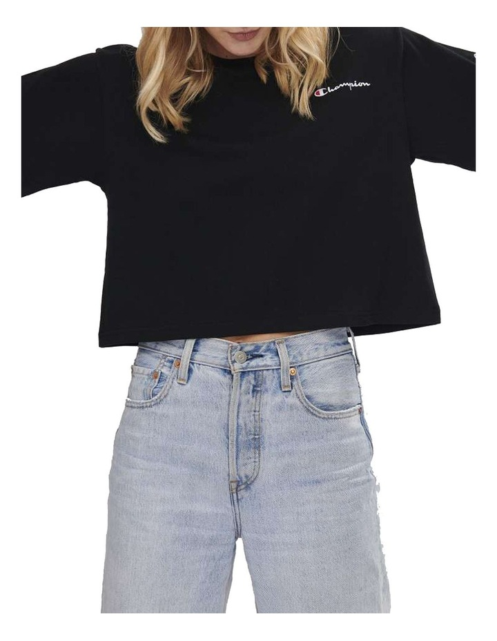 CHAMPION CVNCA CROPPED TEE T/SHIRT image 3