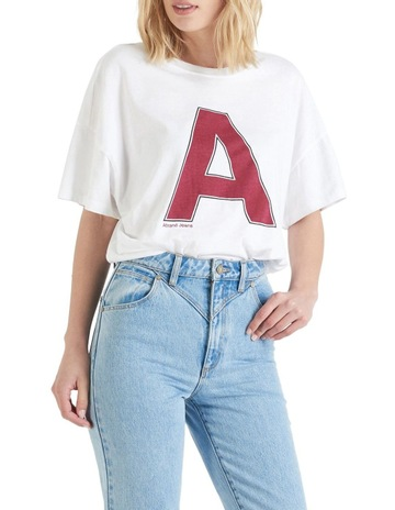info for c5754 fa973 Abrand Jeans A Oversized Vintage Tee