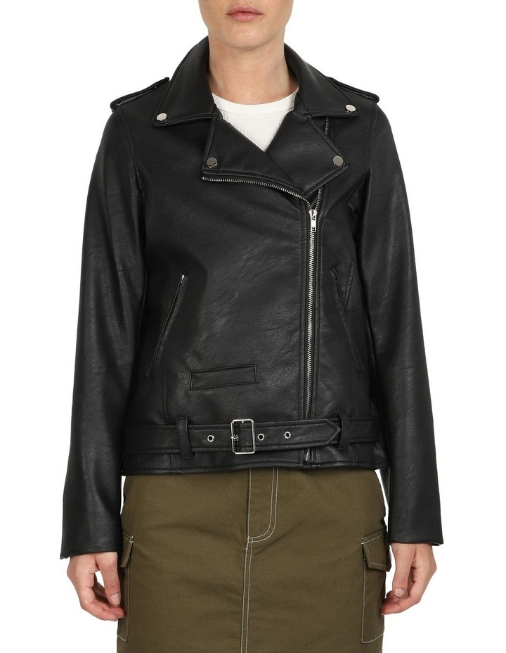 Draya Biker Jacket image 1