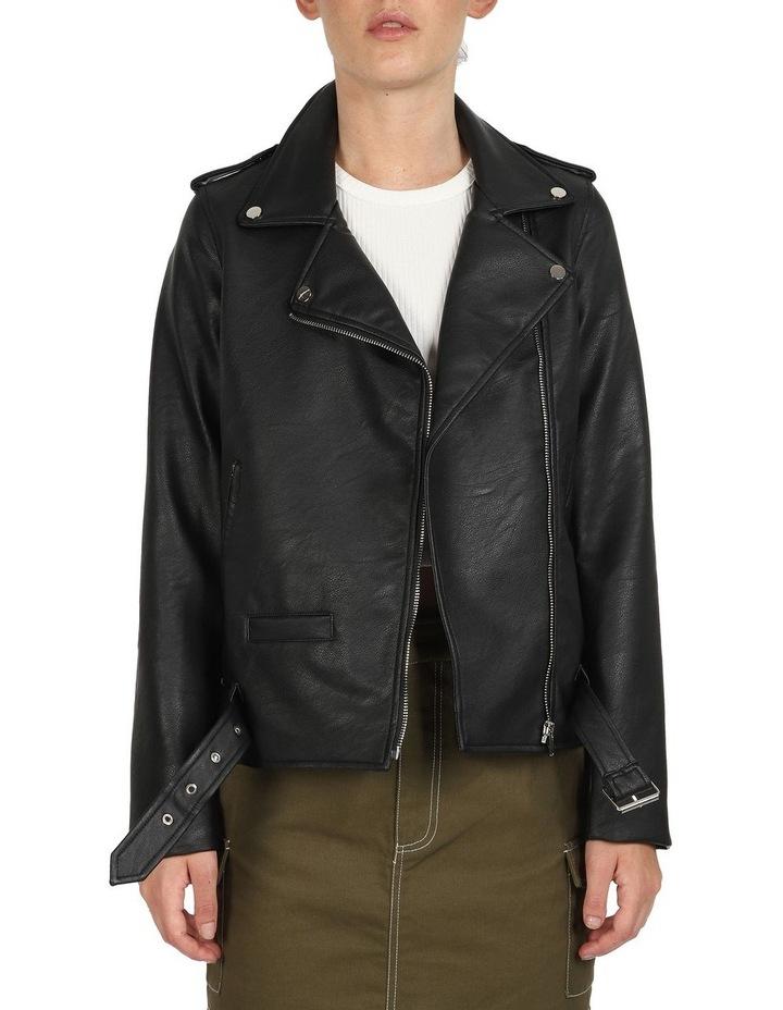 Draya Biker Jacket image 2