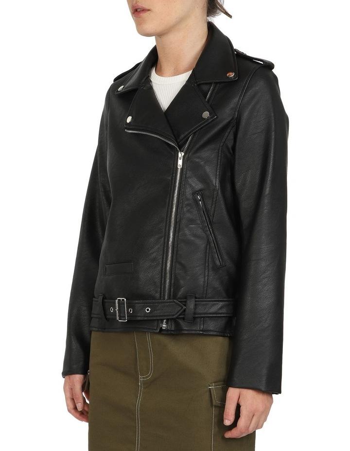 Draya Biker Jacket image 3