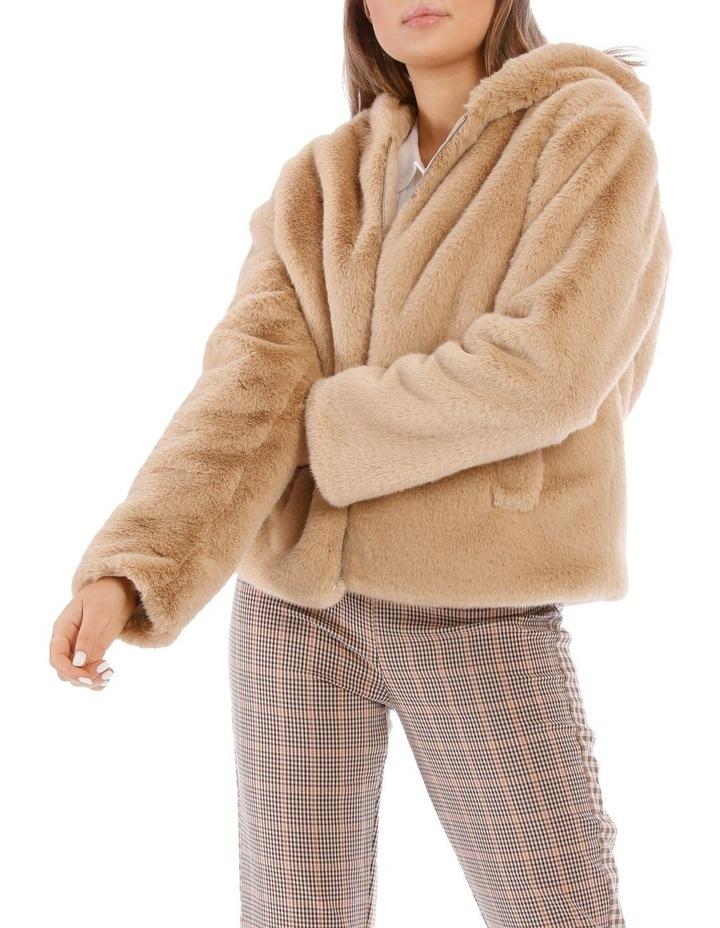 Whatever Fur Jacket image 1